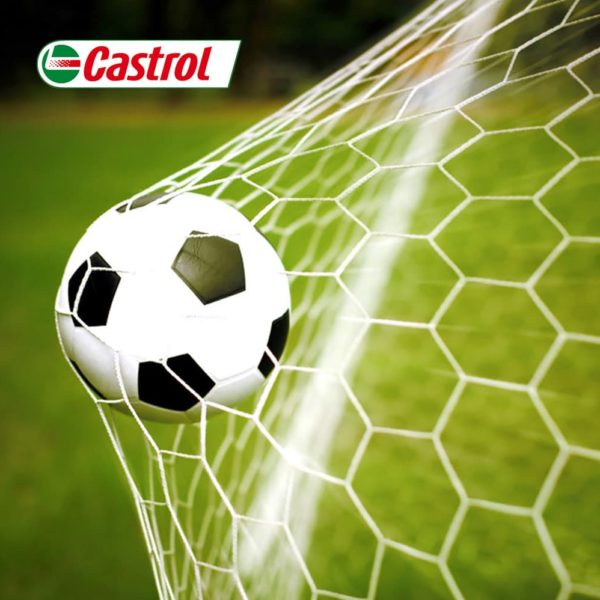 Hotsite: Campanha em Campo com Castrol